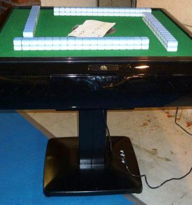 電動麻將桌