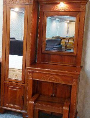 31156-816型立鏡120小鏡台198