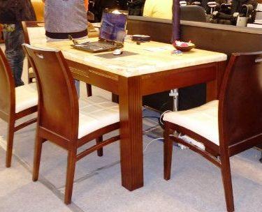 36047 TD6型餐桌 T08型餐椅